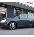 volkswagen jetta 2005 blue sedan 2 5 gasoline 5 cylinders front wheel drive automatic 76513