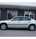 chevrolet impala 2004 silver sedan gasoline 6 cylinders front wheel drive automatic 76513