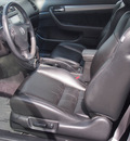 honda accord 2006 dk  gray coupe ex w leather gasoline 4 cylinders front wheel drive automatic 77566