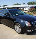 cadillac cts 2012 black rave wagon 3 6l performance gasoline 6 cylinders rear wheel drive 6 speed automatic 76087