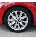 volkswagen golf 2011 red hatchback tdi 4 cylinders automatic 77099