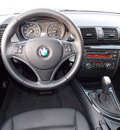 bmw 1 series 2011 gray coupe 128i gasoline 6 cylinders rear wheel drive shiftable automatic 77074
