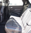 dodge durango 2013 gray suv r t gasoline 8 cylinders all whee drive automatic 80301