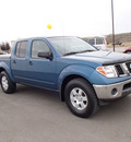 nissan frontier 2005 blue nismo gasoline 6 cylinders 4 wheel drive automatic with overdrive 99352