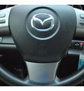 mazda mazda6 2009 silver sedan i sport gasoline 4 cylinders front wheel drive automatic 78216