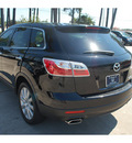 mazda cx 9 2010 black suv grand touring gasoline 6 cylinders front wheel drive automatic 77339