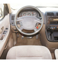 kia sedona 2003 beige van lx 6 cylinders dohc automatic 78748