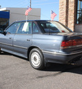 subaru legacy 1993 blue sedan ls 4 cylinders automatic 80229