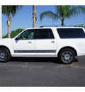 lincoln navigator l 2010 white suv 8 cylinders automatic 78550