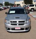 dodge caliber 2008 silver hatchback srt4 gasoline 4 cylinders front wheel drive 6 speed manual 76053
