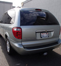 chrysler town and country 2003 lt  green van lx family value gasoline 6 cylinders front wheel drive automatic 98371