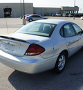 ford taurus 2007 silver sedan se gasoline 6 cylinders front wheel drive automatic 75119
