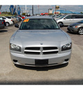 dodge charger 2006 silver sedan se 6 cylinders automatic with overdrive 77627