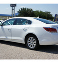 buick lacrosse 2010 white sedan cx gasoline 6 cylinders front wheel drive automatic 76505