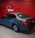 honda accord 2011 dk  gray sedan ex l v6 gasoline 6 cylinders front wheel drive automatic 76116