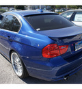 bmw 3 series 2010 blue sedan 335d diesel 6 cylinders rear wheel drive automatic 78729