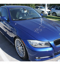 bmw 3 series 2010 blue sedan 335d diesel 6 cylinders rear wheel drive automatic 78729