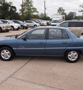 buick skylark 1997 blue sedan custom 4 cylinders automatic 77340