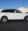 audi q7 2013 white suv 3 0t quattro s line prestige gasoline 6 cylinders all whee drive 8 speed tiptronic 46410