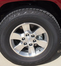 toyota 4runner 2013 dk  red suv sr5 gasoline 6 cylinders 4 wheel drive automatic 76011