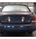 nissan sentra 2001 blue sedan sentra gasoline 4 cylinders front wheel drive not specified 77471