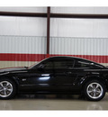 ford mustang 2006 black coupe gt deluxe gasoline 8 cylinders rear wheel drive automatic 79110