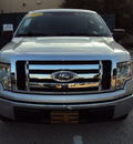 ford f 150 2009 silver styleside xlt gasoline 8 cylinders 2 wheel drive automatic 32901
