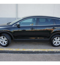 mazda cx 9 2012 black suv sport gasoline 6 cylinders front wheel drive automatic 78757