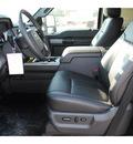 ford f 350 super duty 2012 black lariat fx4 biodiesel v8 4 wheel drive shiftable automatic 77575