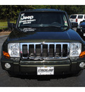 jeep commander 2007 green suv gasoline 6 cylinders rear wheel drive automatic with overdrive 77581