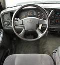 chevrolet silverado 1500 2006 gray lt1 gasoline 8 cylinders rear wheel drive automatic 76049