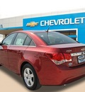 chevrolet cruze 2013 red sedan 1lt gasoline 4 cylinders front wheel drive automatic 75067