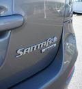 hyundai santa fe 2011 gray gls gasoline 4 cylinders all whee drive automatic 19153