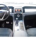 ford taurus 2013 black sedan sho 6 cylinders automatic 77074