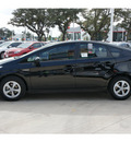 toyota prius 2012 black hatchback two hybrid 4 cylinders front wheel drive automatic 78232