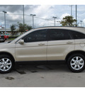 honda cr v 2009 beige suv ex l gasoline 4 cylinders front wheel drive automatic 78233