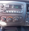 dodge dakota 2003 black pickup truck sxt gasoline 6 cylinders rear wheel drive automatic 14224