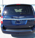 chrysler town and country 2013 dk  blue van touring flex fuel 6 cylinders front wheel drive automatic 45840