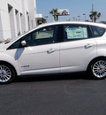 ford c max hybrid 2013 white hatchback se hybrid 4 cylinders front wheel drive automatic 32401