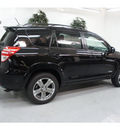 toyota rav4 2012 black suv sport gasoline 4 cylinders 2 wheel drive automatic 91731