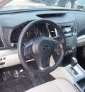 subaru outback 2013 green wagon 2 5i premium gasoline 4 cylinders all whee drive automatic 77090
