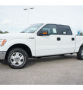 ford f 150 2012 white xlt flex fuel 8 cylinders 2 wheel drive automatic 77531