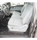 ford f 150 2012 gray xlt flex fuel 8 cylinders 2 wheel drive automatic 77531