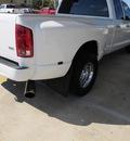 dodge ram 3500 2006 pickup truck sport 2wd diesel 6 cylinders rear wheel drive automatic 77521