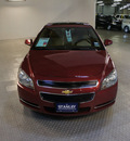chevrolet malibu 2010 red sedan lt gasoline 4 cylinders front wheel drive automatic 75219