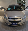 chevrolet malibu 2009 gold sedan lt1 gasoline 4 cylinders front wheel drive automatic 75219