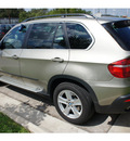 bmw x5 2008 lt  brown suv 4 8i gasoline 8 cylinders all whee drive automatic 78729