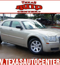 chrysler 300 2006 gold sedan touring gasoline 6 cylinders rear wheel drive automatic 78666