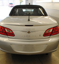 chrysler sebring 2010 silver lx gasoline 4 cylinders front wheel drive automatic 44060