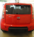 kia soul 2010 red hatchback soul gasoline 4 cylinders front wheel drive not specified 44060